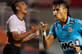 Paolo Guerrero y Neymar comandan delantera en equipo ideal de Sudamérica