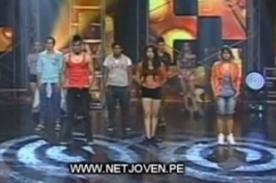 Rojo fama contrafama: Estos son los participantes del elenco de baile - Video