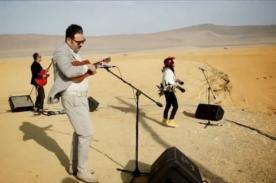 Café Tacvba publica un adelanto de su videoclip grabado en Perú