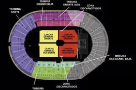 One Direction en Lima: Zonas y precios de entradas