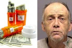 Hombre roba banco para poder recibir seguro médico gratis en la cárcel