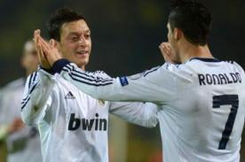 Real Madrid: Cristiano Ronaldo estaría molesto con venta de Mesut Ozil
