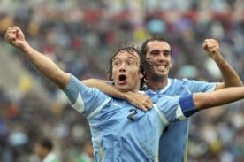 Uruguay vs Colombia: Lugano, Godín y Cáceres no jugarán ante los 'cafeteros'