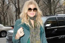 Black Eyed Peas: Fergie contrata a 'El Encantador de Perros'