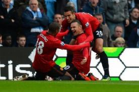 Champions League: Manchester United ganó 4 a 2 al Bayer Leverkusen - Video