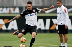 Corinthians se niega a que Paolo Guerrero juegue con la selección peruana