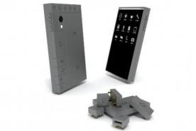 Alemán crea 'Smartphone' con partes reemplazables