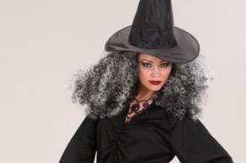 Cómo hacer un disfraz de bruja casero para Halloween