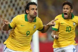 Selección de Brasil: Estos son los cinco '9' que tiene Luiz Felipe Scolari