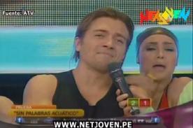 Combate: Gian Piero Díaz se burla del look de Julián Zucchi - Video