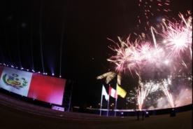 Juegos Bolivarianos 2013: Ceremonia de inauguración se vivió a lo grande