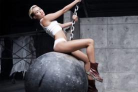 'Wrecking Ball' se corona como 'El Video Más Popular' de VEVO