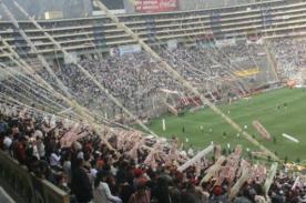 Play Off 2013: Estadio Monumental podría ser clausurado definitivamente