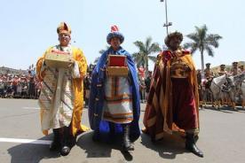 ¿Cómo se celebra la Bajada de Reyes en Lima?