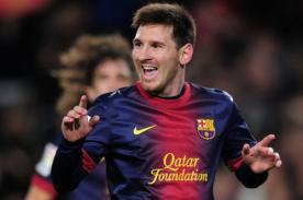 Barcelona: Lionel Messi recibió alta médica y jugará mañana ante Getafe