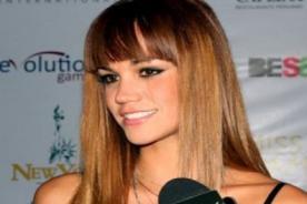 Giselle Patrón regresa a la televisión y se encuentra soltera