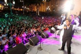 Gran Serenata por aniversario de Lima: Conoce qué artistas se presentarán hoy