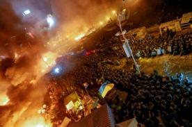 Sochi 2014: COI prohibió a los atletas ucranianos llevar crespón negro