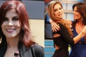 Olga Zumarán: Sandra Arana y Vanessa Jerí tienen celos profesionales