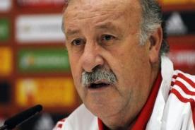 Brasil 2014: Vicente del Bosque asegura que Brasil es la selección más fuerte