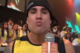 Gino Assereto a Jazmín Pinedo: Sabes que siempre podrás contar conmigo