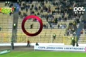 Copa Libertadores: Resuelven el misterio del 'fantasma' del estadio Hernando Siles - VIDEO