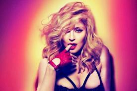 Madonna sorprende con foto reveladora