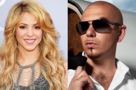¿Shakira o Pitbull? ¿Quién tiene la peor canción del Mundial Brasil 2014?