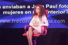 Jeanet Barboza confiesa no volvería con Jean Paul Strauss y gana 50 mil soles