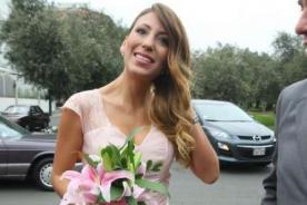 Delly Madrid a Milett Figueroa: Que se dedique a trabajar