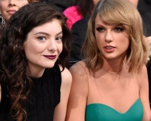 Taylor Swift le hizo este tierno regalo a Lorde