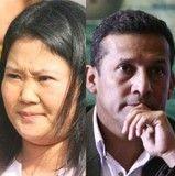 Keiko Fujimori considera extraño que Alejandro Toledo apoye a Ollanta Humala