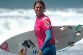 Sofía Mulanovich solo correrá dos años más los Circuitos Mundiales