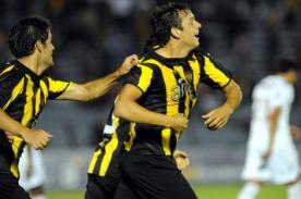 Copa Libertadores 2012: Peñarol goleó 4-0 a Caracas
