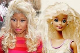 ¿Nicki Minaj obsesionada con Barbie?