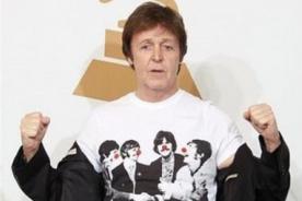 Paul McCartney: Nunca estuve loco por la cocaína