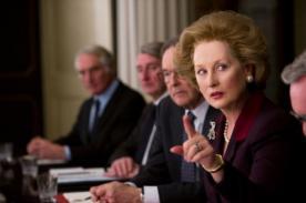 Ganadores Oscar 2012: Meryl Streep se corona como Mejor Actriz