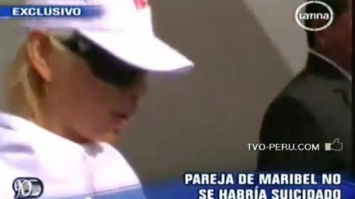 Video: Pareja de Maribel Velarde no se habría suicidado