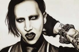 Marilyn Manson lanza nuevo disco 'Born Villain'