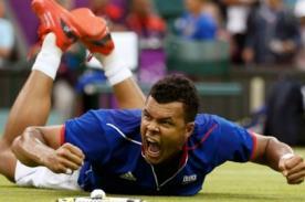 Olimpiadas 2012: Tsonga gana el partido más largo de la historia olímpica