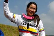 Londres 2012: Juanes y Fanny Lu saludan a Mariana Pajón por el Oro en BMX