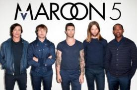 Maroon 5 hizo vibrar a Corea con 'Gangnam Style' - Video