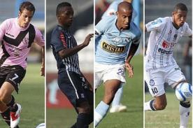 Fútbol peruano: Tabla de posiciones tras la fecha 38 del Descentralizado