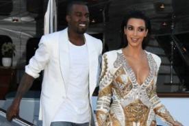 Kanye West no puede esperar a que Kim Kardashian se divorcie