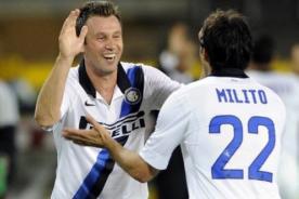 Inter vs Neftci (2-1) en vivo por Fox Sports - UEFA Europa League