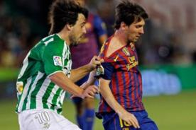 Video del Real Betis vs Barcelona (1-2) - Liga Española