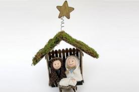 Navidad 2012: Elabora tu Nacimiento de Navidad con materiales reciclados