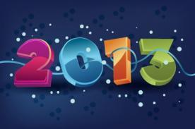 Celebridades expresan saludos por el Año Nuevo 2013