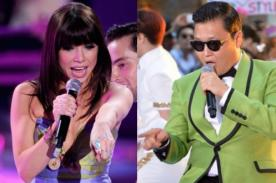 Peoples Choice Awards: Gangnam Style vs Call Me Maybe para Video Musical