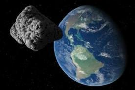 Asteroide 2012 DA14 pasará cerca de la Tierra a las 2:25 pm (Hora Perú)